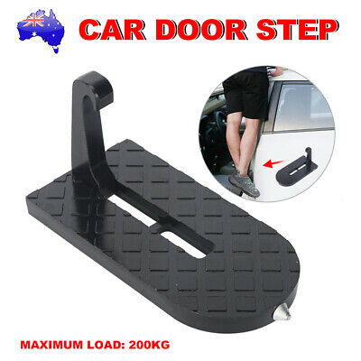 Vehicle Access Roof Of Car Door Step Rooftop Doorstep Latch Pedal Hook Jeep SUV
