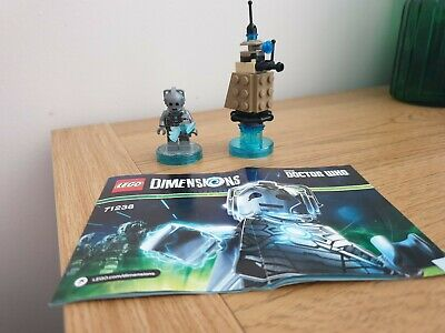 Lego Dimensions Doctor Who, Cyber Man 71238