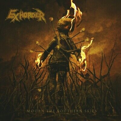 Exhorder - Mourn The Southern Skies   Cd New+
