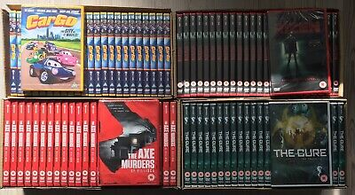 Wholesale Job lot of 100 Brand New DVDs Great Price. Stock Bundle. Region 2