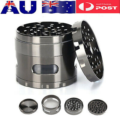 2.2-Inch Metal Tobacco Crusher Smoke Herbal Herb Spice Grinder Hand Muller Spice