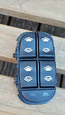 Ford Focus Mk1 (98-04) Drivers Door Window Switches All electric