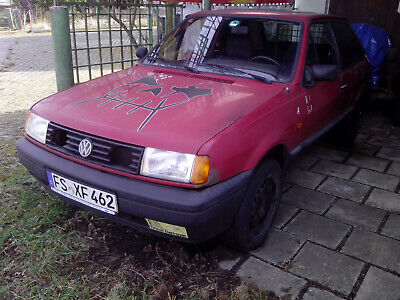 Schlachtfest VW Polo Coupe 86C CL