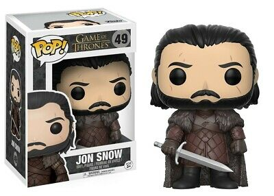 Funko - POP Game of Thrones: Jon Snow Brand New In Box