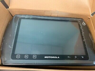 Motorola Handheld Mobile Device/PDA Enterprise ET1N2-7J2V1UG2 Tablet Scanner