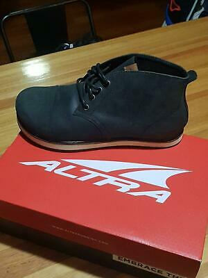 Leather Boots. Mens size 10. ALTRA Brand - new