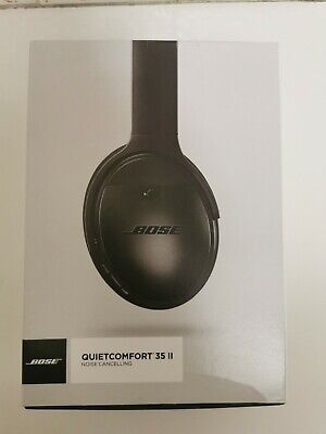 Bose QuietComfort 35 II  Black!!! Box only!!!