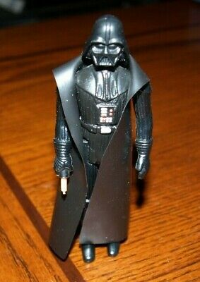 Vintage 1977 Star Wars Darth Vader in beautiful condition with cape & saber
