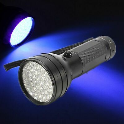 Large Ghost Torch 51 Led Uv  Light Paranormal Kit Equipment Hunting Hunt Spirits
