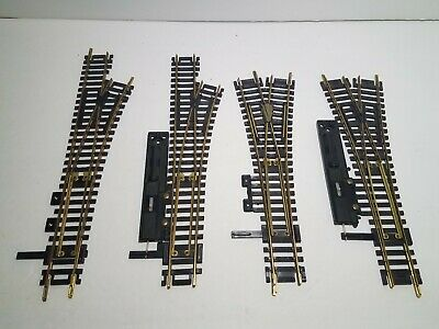 Atlas #50 Left Remote HO Scale for model railroad Snap Switch NEW Original Pack