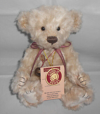 Charlie Bears SELWYN ~ SECRET COLLECTION QVC Exclusive ~Ltd Ed 300 Isabelle Lee