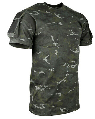 BTP PUNISHER TACTICAL MILITARY STYLE SHORT SLEEVE T SHIRT AIRSOFT ARMY