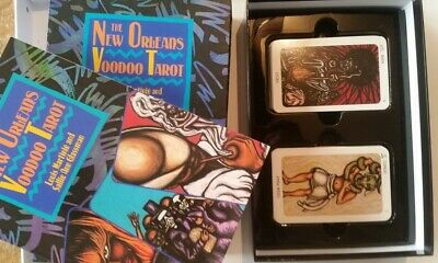 The New Orleans Voodoo Tarot, Martinie, Louis, COMME NEUF