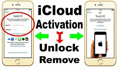 Remove icloud Activation from your iPhone, ipad, apple watch, ipod