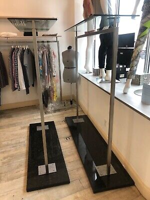 Luxury Retail Clothing Rack