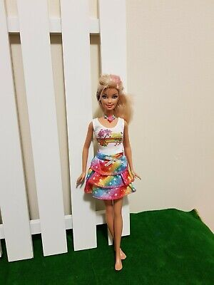 New sleeveless shirt and skirt daily fashion clothes for your Barbie Au seller