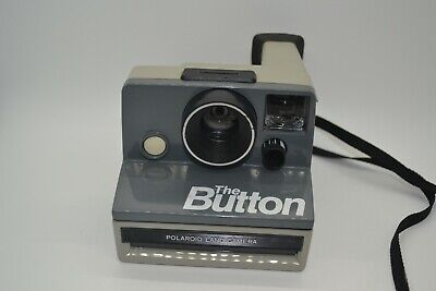 "Polaroid ""The Button"" Land Camera Instant"