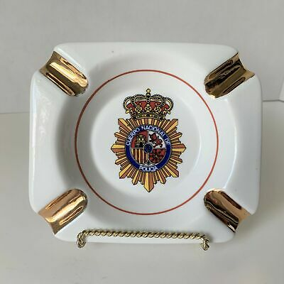 Cuerpo National de Policia Ashtray