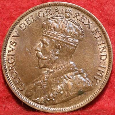 OLD CANADIAN COINS 1893 Large Cent Canada DIE CRACK ERRORS