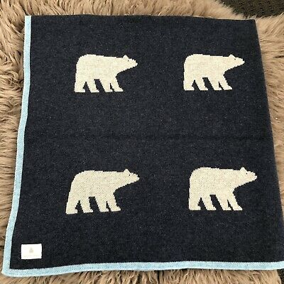 Country Road Baby Blanket