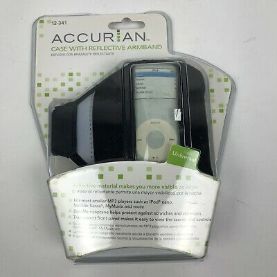 Accurian Reflective MP3 Player Armband 12-341 Universal