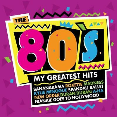 The 80S-My Greatest Hits  2 Cd New+