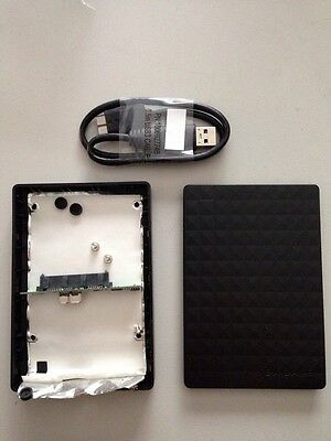 """Seagate External USB 3.0 Hard Drive Case Enclosure 2.5""""-case only,no hard drive"""