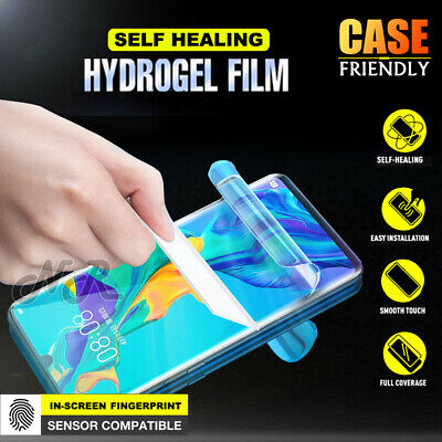 For Huawei P30 Pro Mate 20 Pro HYDROGEL AQUA Full Coverage Sreen Protector Film