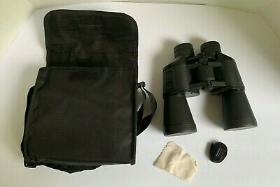 OPTIC 2050 Binoculars with Strap and Carry Case