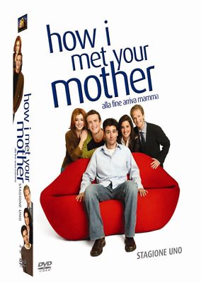 How I Met Your Mother COFANETTO DVD stagione 1 e stagione 2 in italiano Serie tv