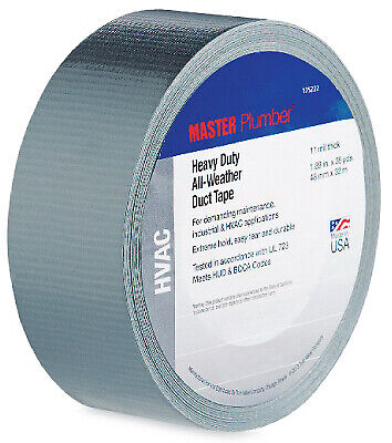 "Berry #3982020400 2/""x60YD RED Duct Tape by Berry Plastics Tapes//Coating"
