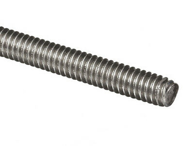 Studding Threaded Rod Bar Stainless Steel Fully Threaded M20 A2 (Value Pack)