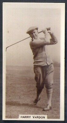 Millhoff-Famous Golfers Golf-#05- Harry Vardon