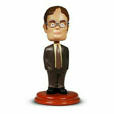 Film and television classicThe Office: Dwight Schrute Bobblehead In Original Box