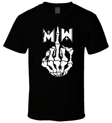 New MOTIONLESS IN WHITE Band T shirt S-5XL