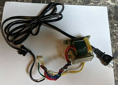 Onkyo C-707ch Power Cord and Internal Power Supply