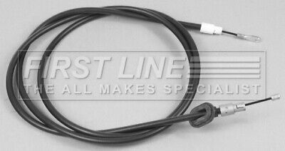 MERCEDES E220 W210 2.2D Handbrake Cable Left 95 to 02 Hand Brake Parking B/&B New