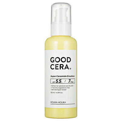 [Holika Holika] Good Cera Super Ceramide Emulsion - 130ml Korean Cosmetic beauty