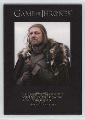 Game Of Thrones Season 6 Quotable Game Of Thrones Chase Card Q52