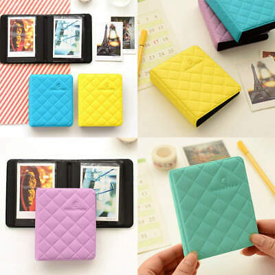 "36 Pockets 3"" Photo Album Case For Polaroid fujifilm instax mini 8 7s 25 50s 90"