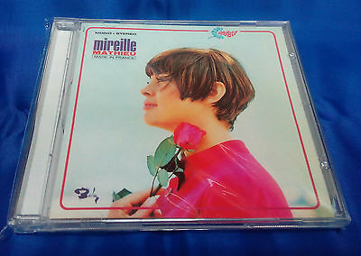 MIREILLE MATHIEU - MADE IN FRANCE - AudioCD