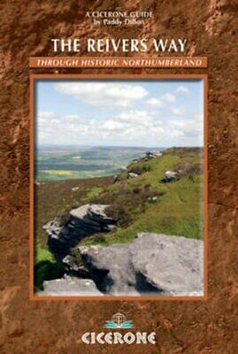 The Reivers Way by Paddy Dillon 9781852844981 | Brand New | Free UK Shipping