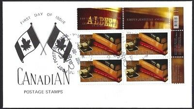 Canada  #  2228 URpb    SPECIAL LAW SOCIETIES EVENT CACHET     New 2007 Issue