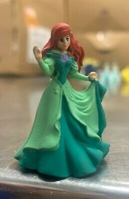 Ariel Bullyland Disney Little Mermaid Princess Cake Topper Toy Figure