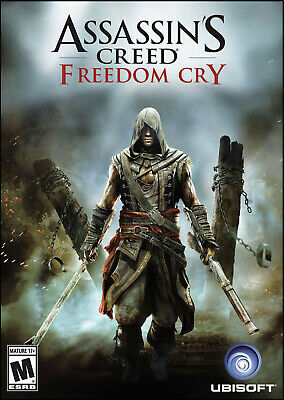 Assassin's Creed Freedom Cry - PS3 Account Credentials Slot