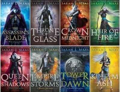 Throne of Glass series [EPUB][PDF][KINDLE][ENGLISH]
