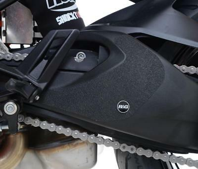 R&G BLACK BOOT GUARD GRIP for KTM 1290 SUPER DUKE GT, 2016 to 2019