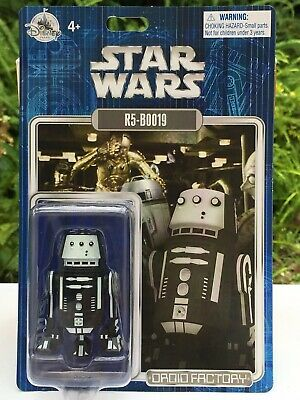 Disney Parks Star Wars Droid Factory R5-B0019 Halloween Droid 2019 Ages 4+ NEW