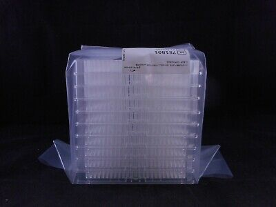 GREINER UV-STAR Plastic 384-Well Microplate F-Bottom uClear 781801 10/PACK