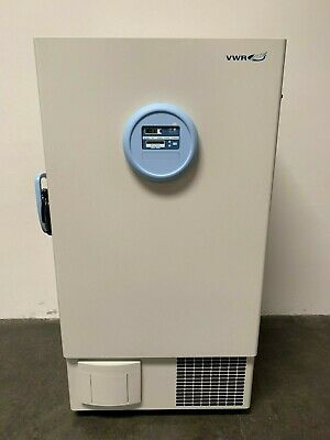 VWR 40086D -86ºC Ultra Low Laboratory Cryogenic Freezer 23 cu. ft 220V mfg 2018
